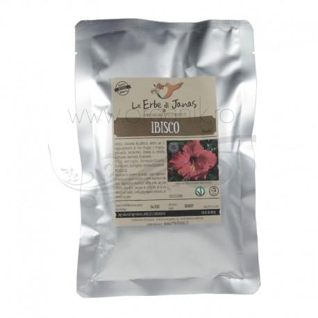 Pudra de Hibiscus (Jaswand), 100 g - Erbe di Janas