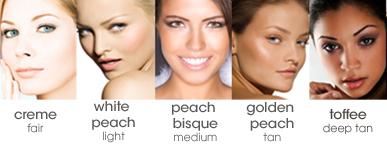 Corector iluminator cu protectie solara, Peach Bisque - 100  Percent Pure Cosmetics