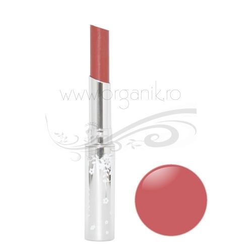 Ruj de buze cu pigmenti din fructe, Coquette (maro-arămiu) - 100 Percent Pure Cosmetics