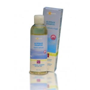 Sampon Aloebase Sensitiv pentru scalp sensibil sau bebelusi - Bioearth