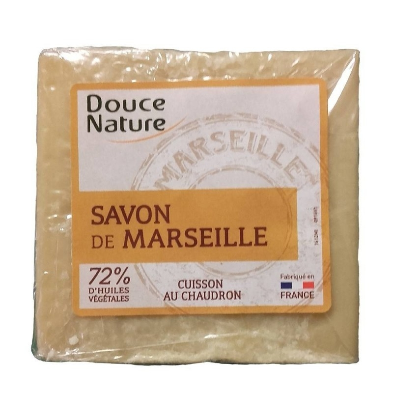 Sapun alb original de Marsilia, 600g - Douce Nature