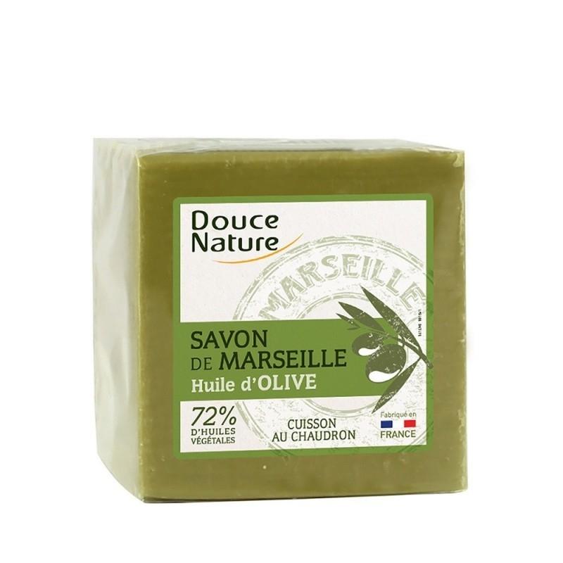 Sapun verde original de Marsilia, 300g - Douce Nature