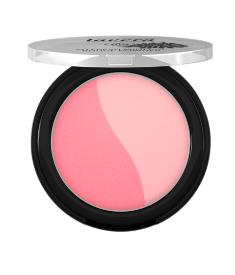 Fard de obraz iluminator Columbine Pink  07 - LAVERA