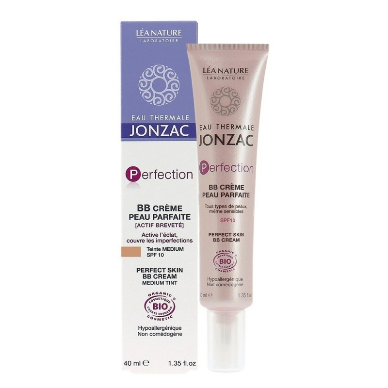 Ten perfect - BB cream SPF10 nuanta medie, Perfection 40ml - JONZAC