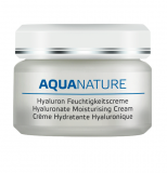 Aquanature Crema hidratanta antiage cu acid hialuronic, 50 ml - Annemarie Borlind