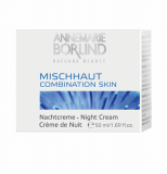 Combination Skin Crema de noapte pentru ten mixt, 50 ml - Annemarie Borlind