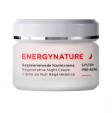 Energynature Crema de noapte regeneranta ten normal sau uscat, 50 ml - Annemarie Borlind