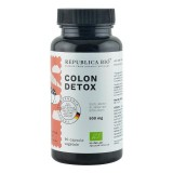 Colon Detox (500 mg) supliment alimentar ecologic, 90 capsule -  Republica BIO