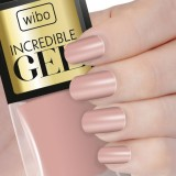 Lac de unghii Incredible Gel no.7 - Wibo