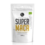Maca pulbere bio, 100g - Diet-Food