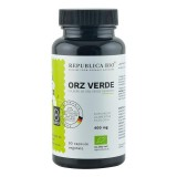 Orz Verde Ecologic din Germania (400 mg), 90 capsule -  Republica BIO