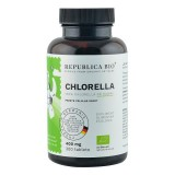 Chlorella Ecologica de Hawaii (400 mg), 300 tablete - Republica BIO