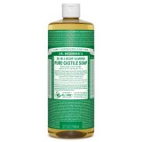 Sapun magic 18-in-1 Migdale, 946 ml - DR. BRONNER