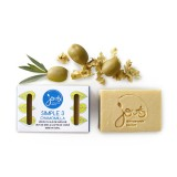 Sapun natural hidratant Simple 3 Olive - Jovis Homemade Beauty