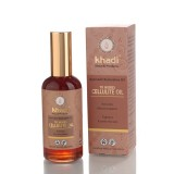 Ulei anticelulitic 10 plante, 100 ml - Khadi