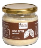 Unt de cacao raw bio, borcan 100g - Dragon Superfoods
