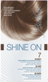 Vopsea de par tratament Shine On, Blonde 7 - Bionike