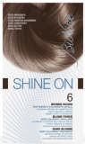 Vopsea de par tratament Shine On, Dark Blonde 6 - Bionike