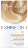 Vopsea de par tratament Shine On, Extra Light Blonde 10.0 - Bionike