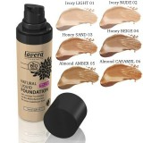 Fond de ten BIO lichid Honey Sand 03 - LAVERA