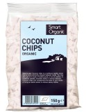 Fulgi raw de cocos bio (coconut chips), 150g - Smart Organic