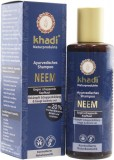 Sampon ayurvedic antimatreata cu Neem - Khadi