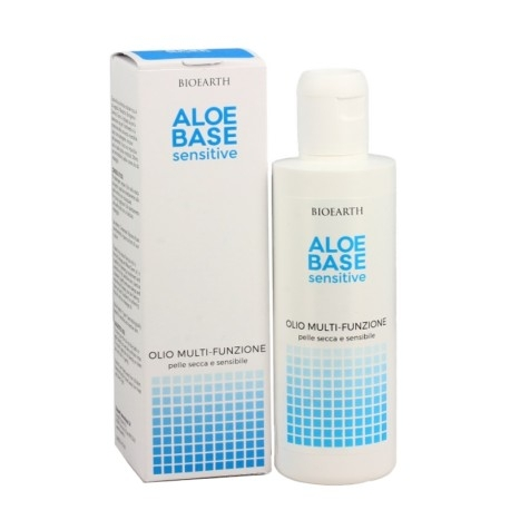 Ulei multifunctional Aloebase, 200ml - Bioearth