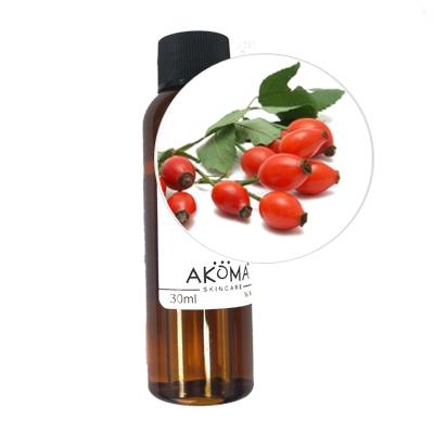 Ulei de macese certificat organic, presat la rece, 60 ml - Akoma Skincare