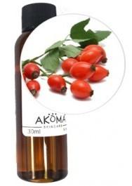 Ulei de macese certificat organic, presat la rece, 30 ml - Akoma Skincare
