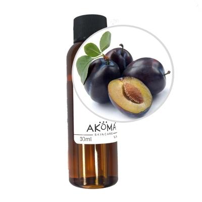Ulei din samburi de prune, presat la rece, 30 ml - Akoma Skincare