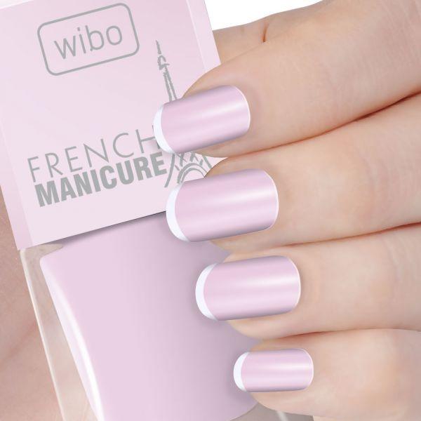 Lac de unghii French Manicure no.4 - Wibo